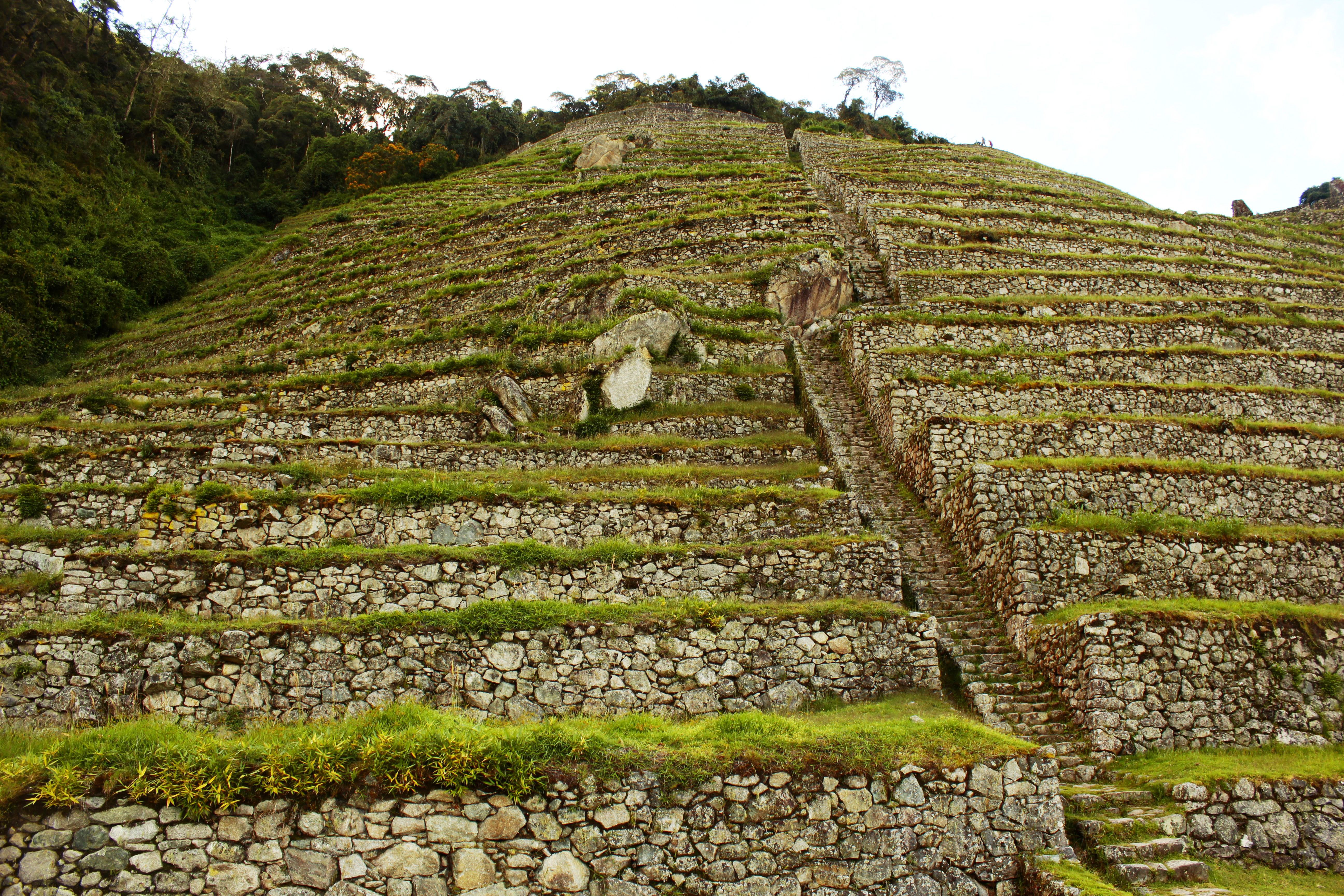 The Incan Trial