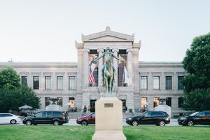 Boston's Museum of Fine Arts