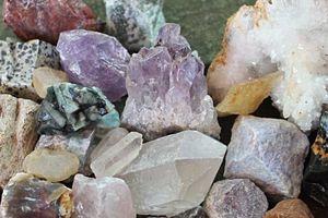 gems found at emerald hollow mine