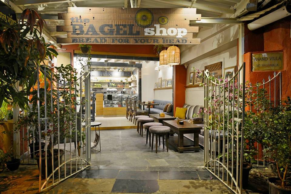The Bagel Shop, Bandra