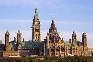 Parliament Buildings Of Canada