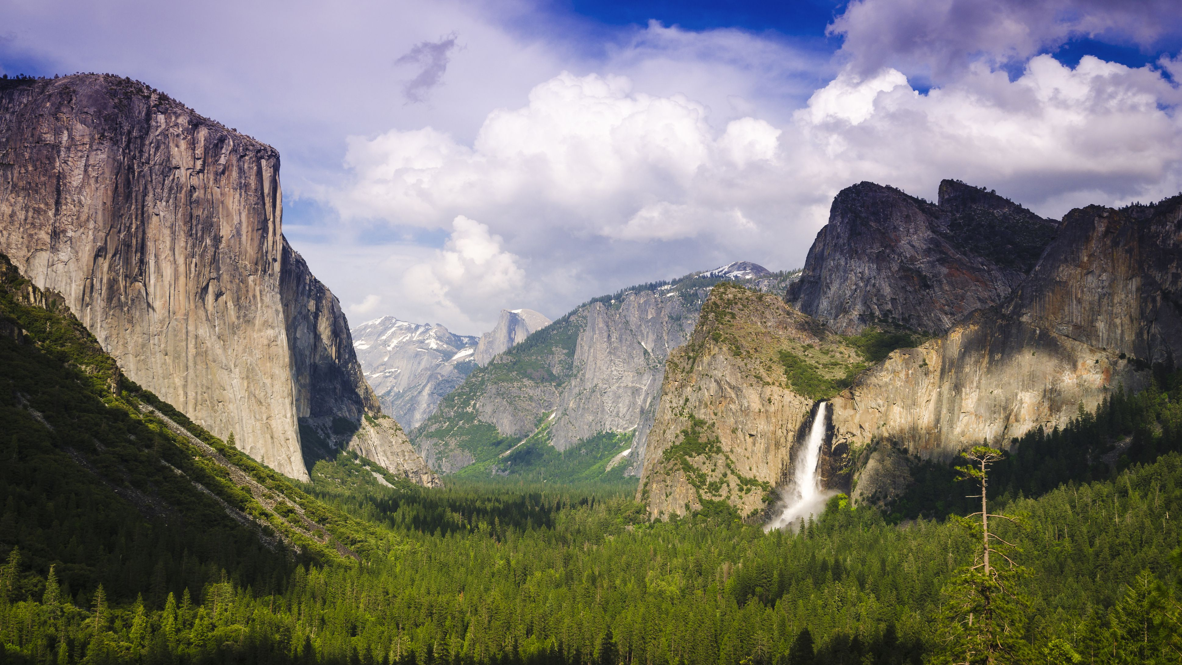 Traveling From San Francisco to Yosemite National Park