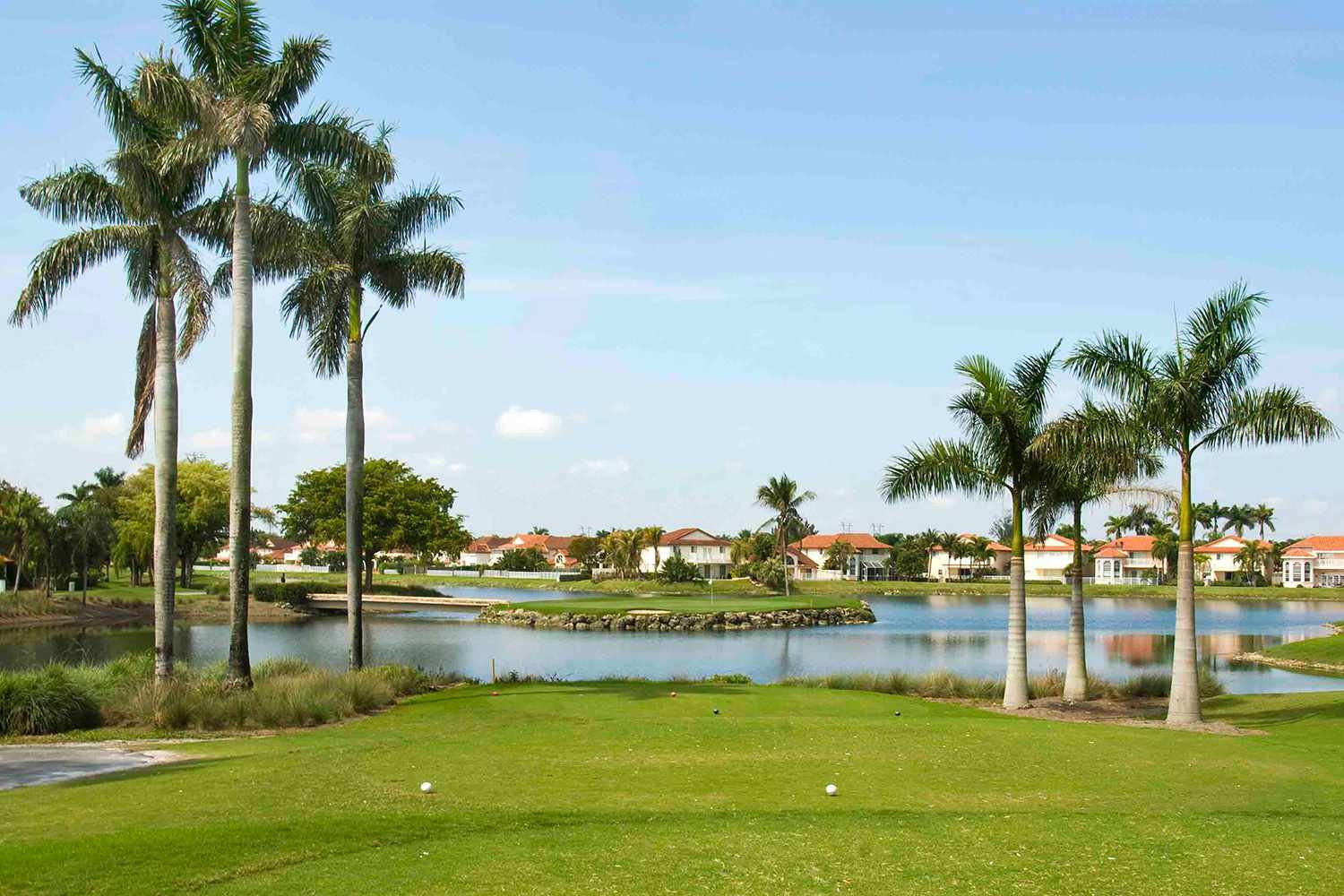 The 14th at Jim McLean Signature Course, Doral