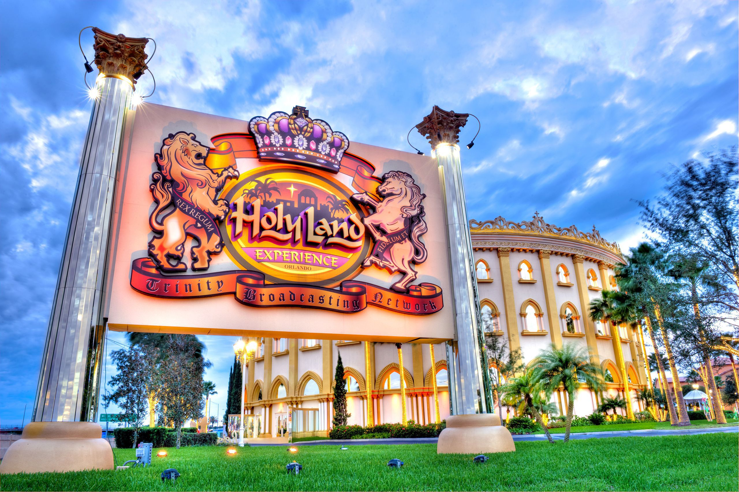 Holyland Experience Orlando