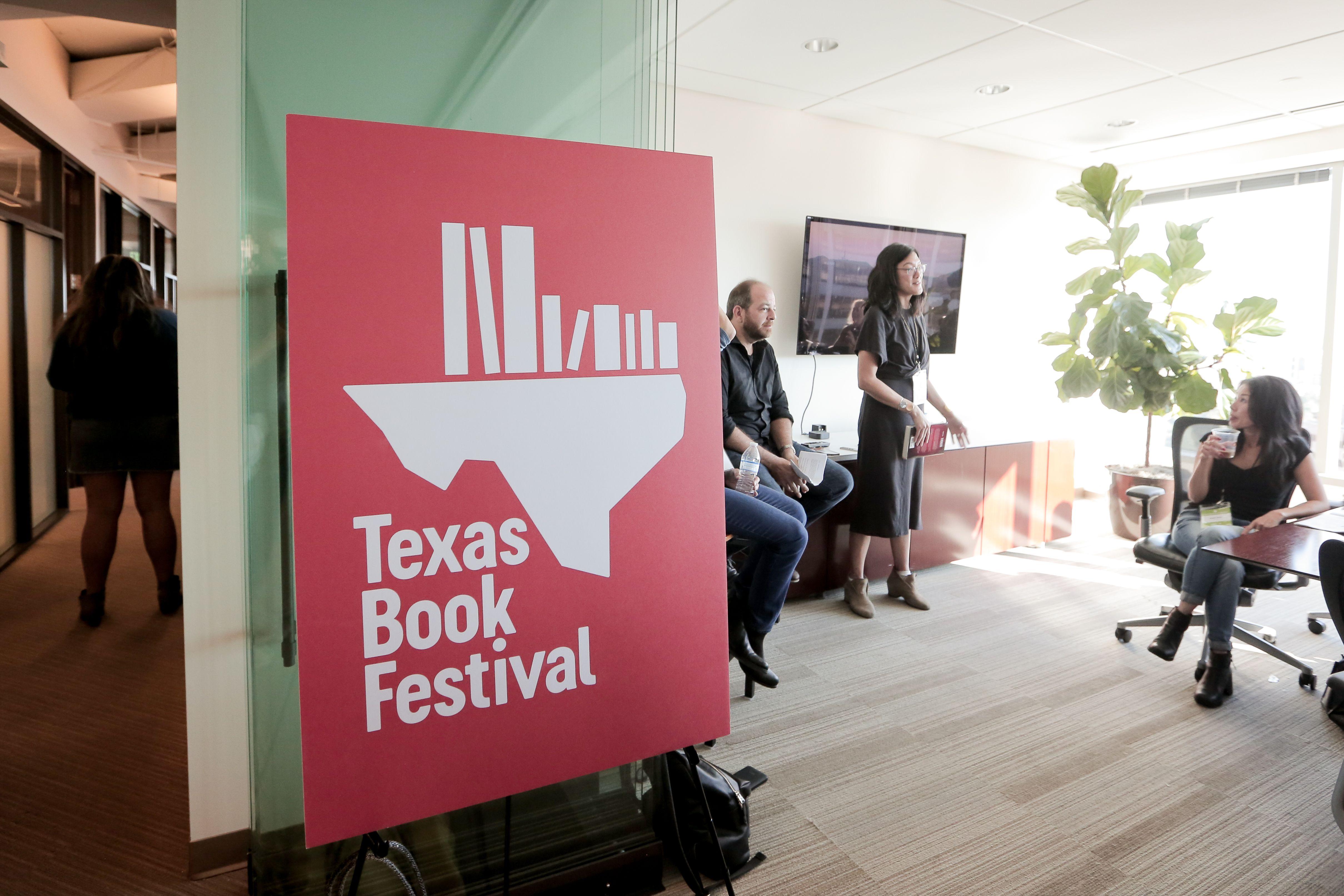 Texs Book Festival