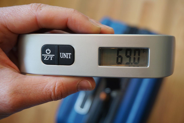Camry Digital Luggage Scale