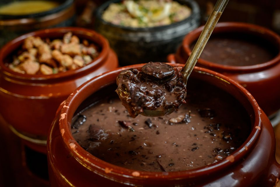 Authentic Brazilian Feijoada