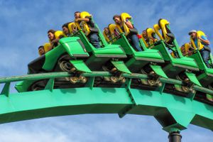 Most People Buy Magic Mountain Tickets to Ride the Roller Coasters