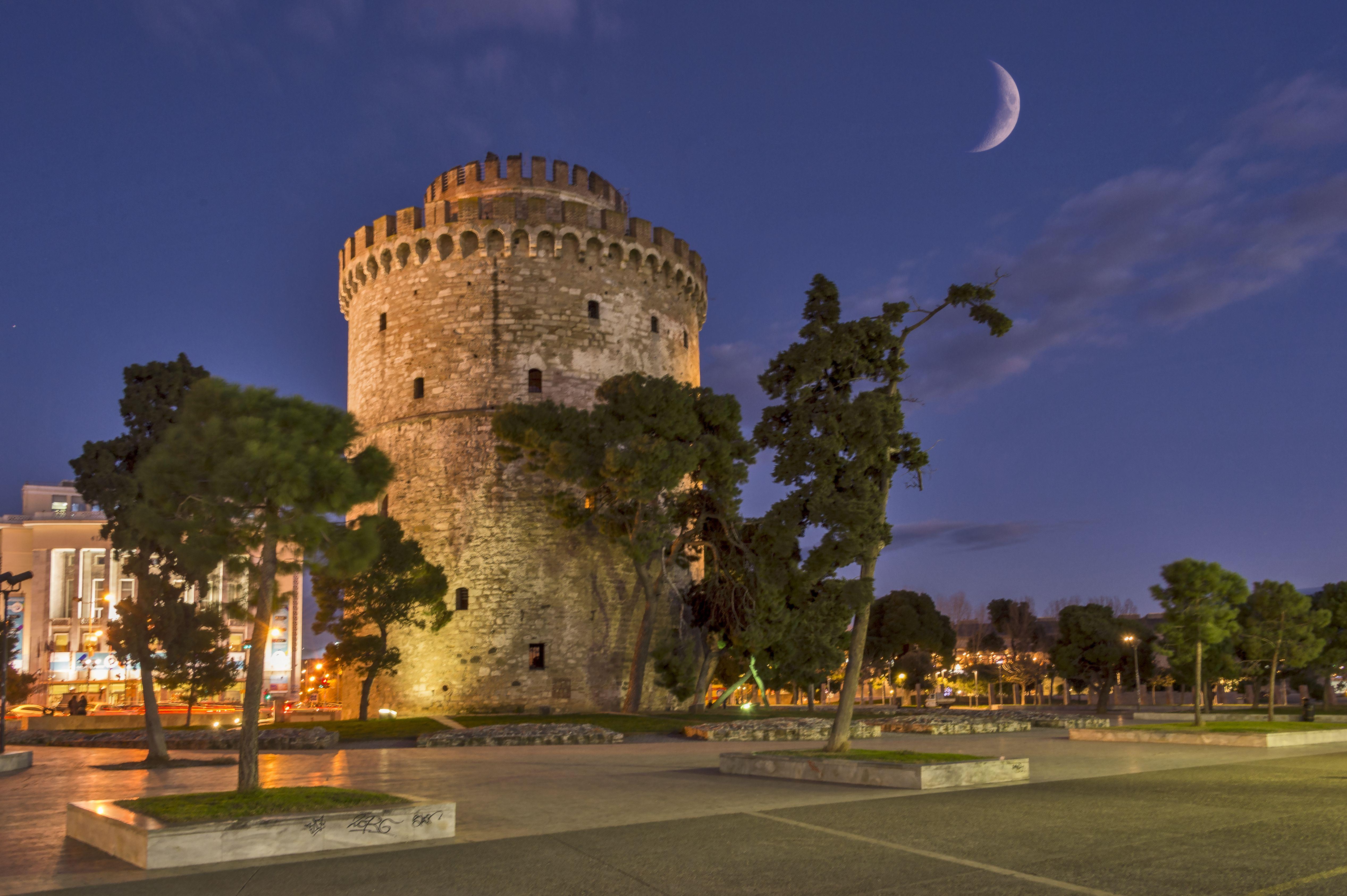 La Torre Blanca de Salónica