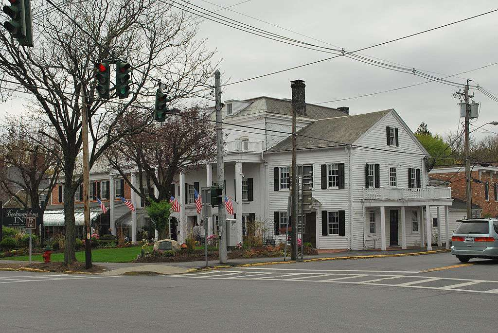 Beekman Arms and Delamater Inn