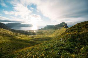 Hornbjarg in Hornstrandir, Iceland