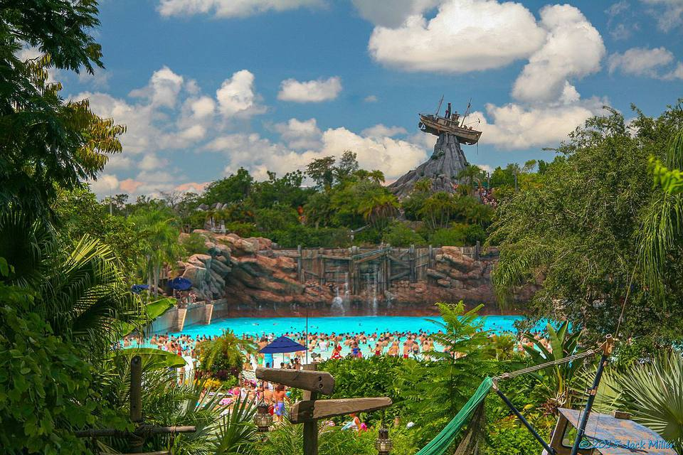 Typhoon Lagoon Disney