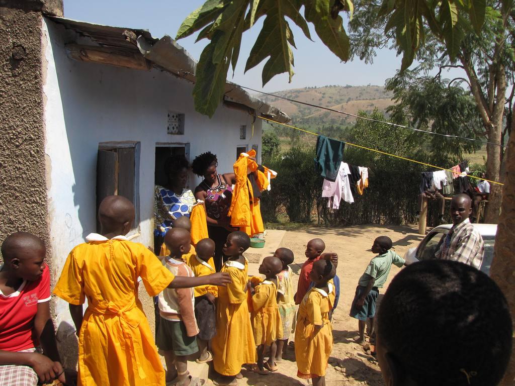 New School Uniforms, Uganda