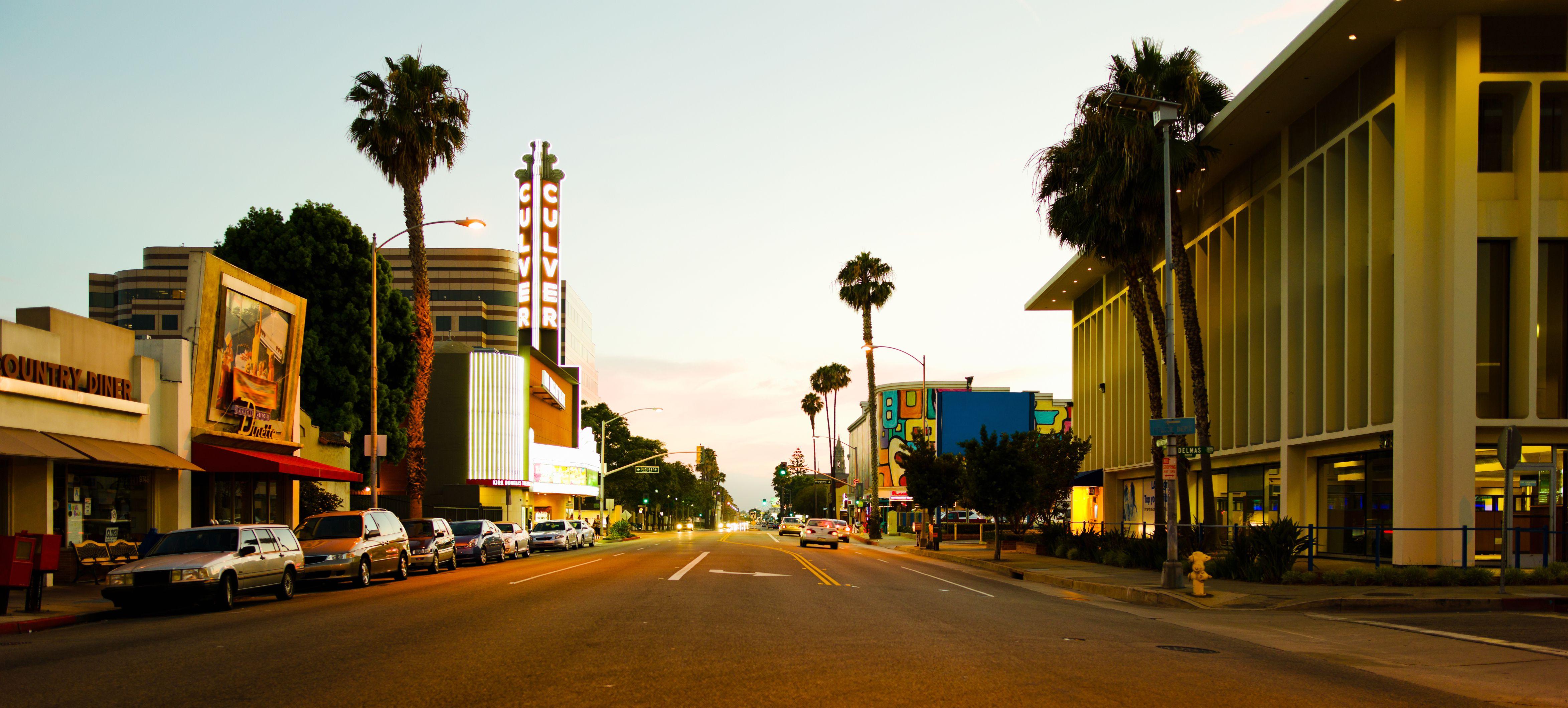 Beaches Los Angeles Culver City