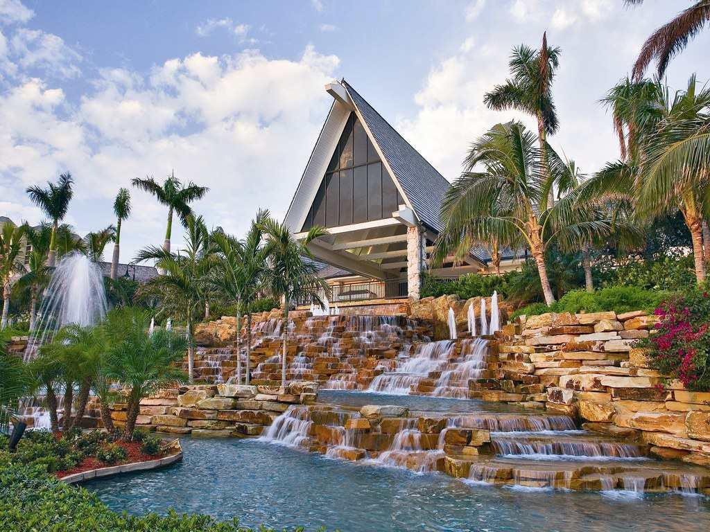 Marco Island Marriott Golf Club and Spa
