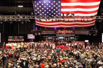 43rd Annual Barrett-Jackson Scottsdale Auction