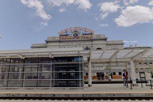Denver Union Station in Colorado