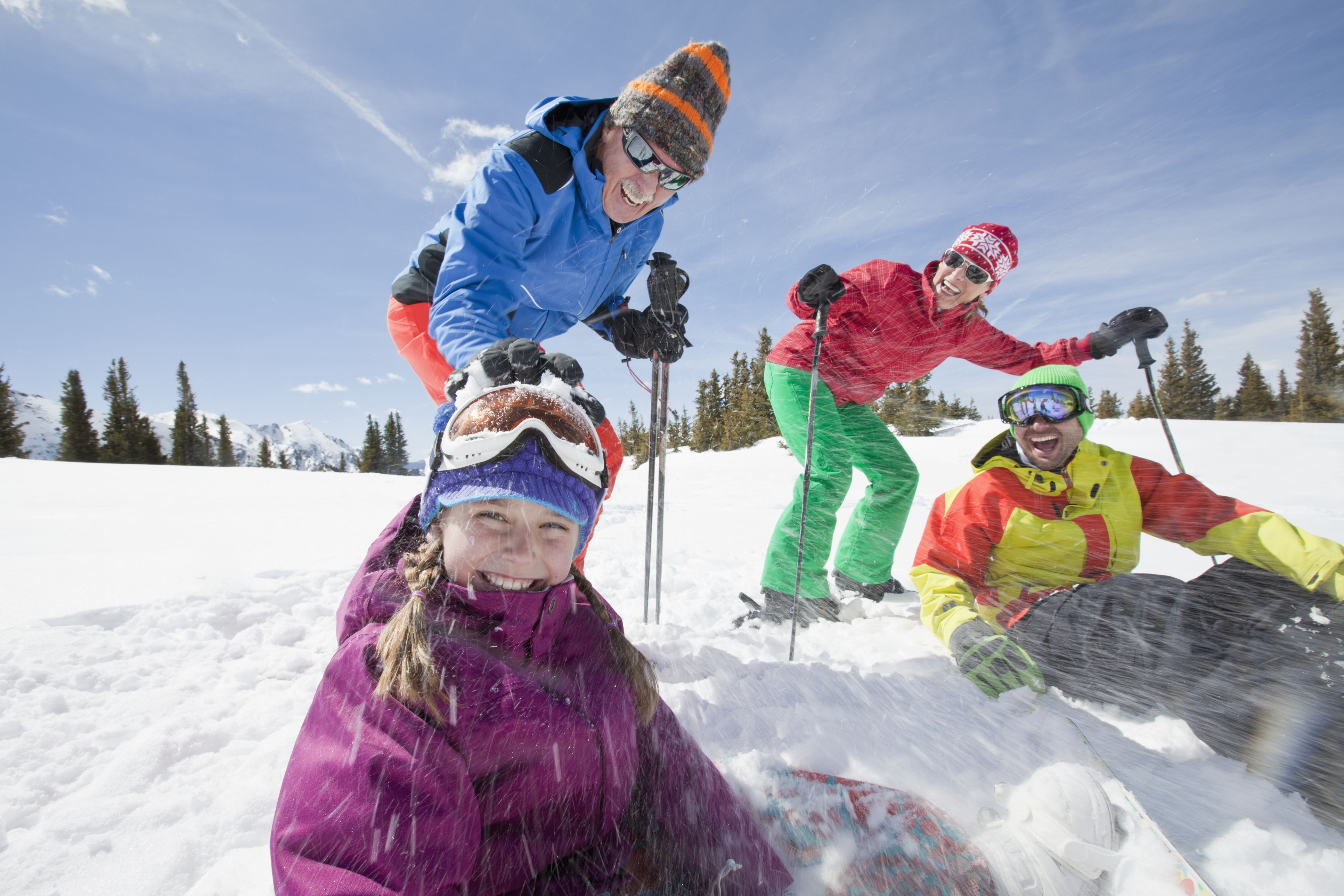 Top 5 Ski Resorts in America Revealed - WORLD PROPERTY
