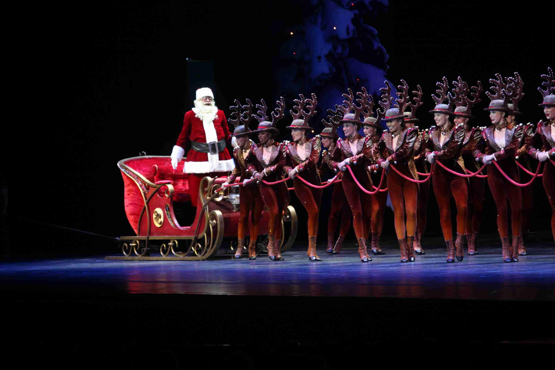 Radio City Christmas Spectacular Opening Night