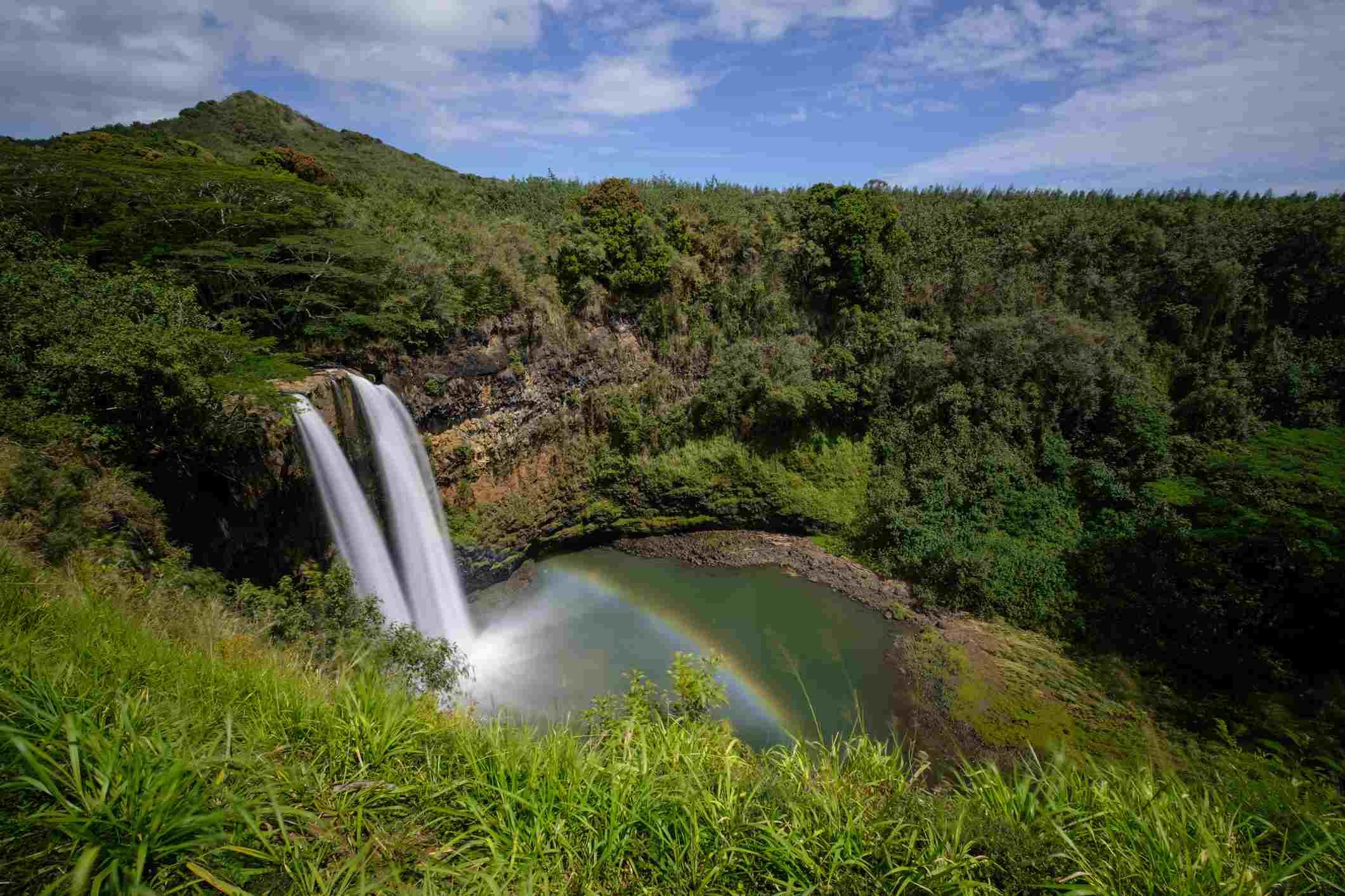 Cascada de Kauai