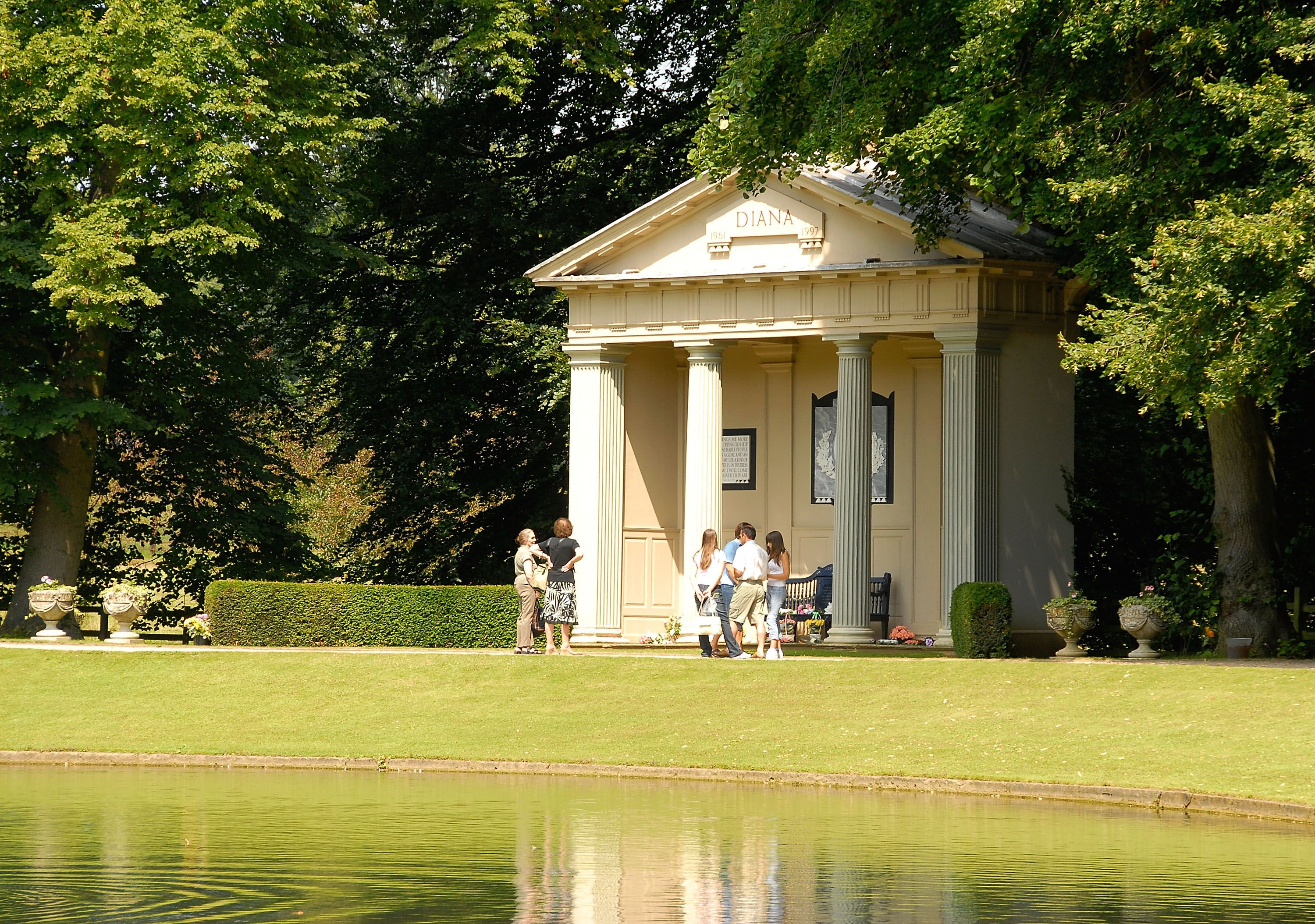 Temple Dedicated to Diana, Princess of Wales