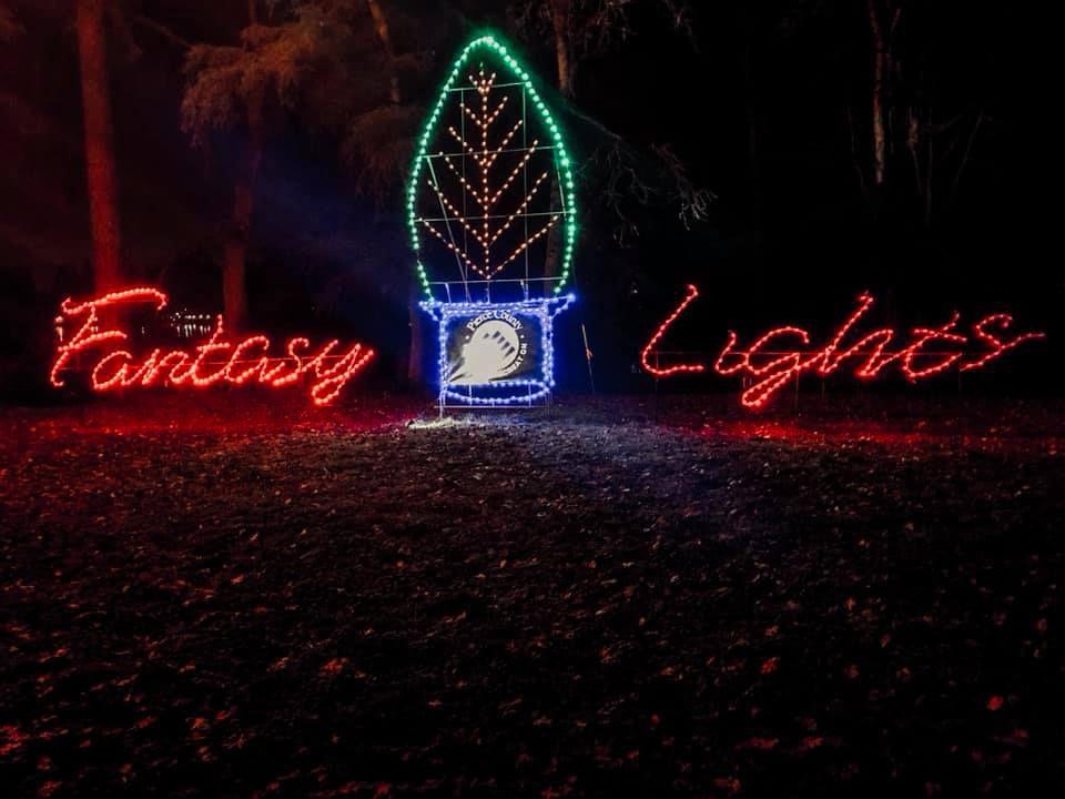 Drive Through Christmas Lights.Drive Thru Christmas Lights At Fantasy Lights