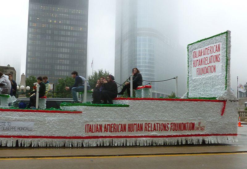 Columbus Day Parade, Chicago