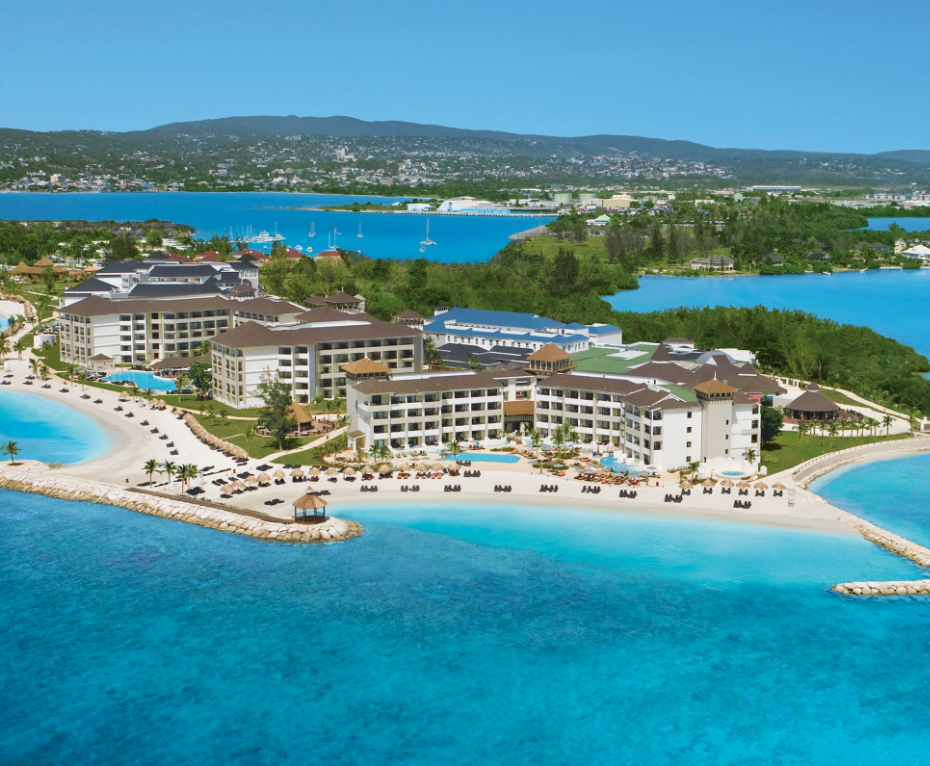 Secrets Wild Orchid in Montego Bay, Jamaica