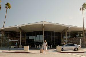 Main terminal at PSP