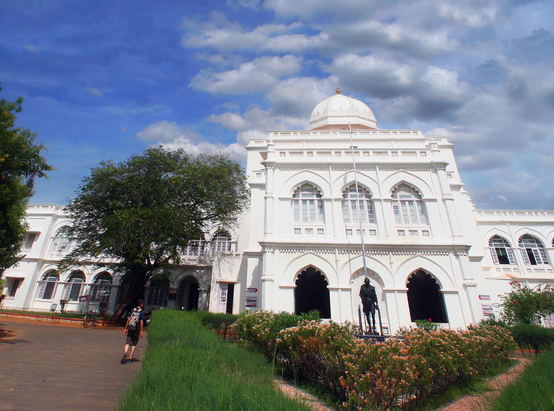 Mahatma Gandhi museum Madurai