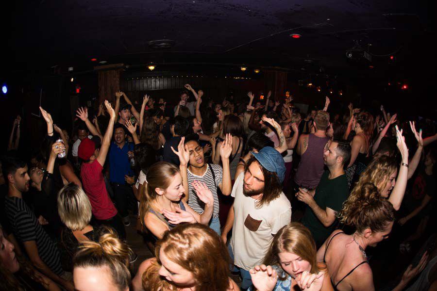 The Biltmore dance floor