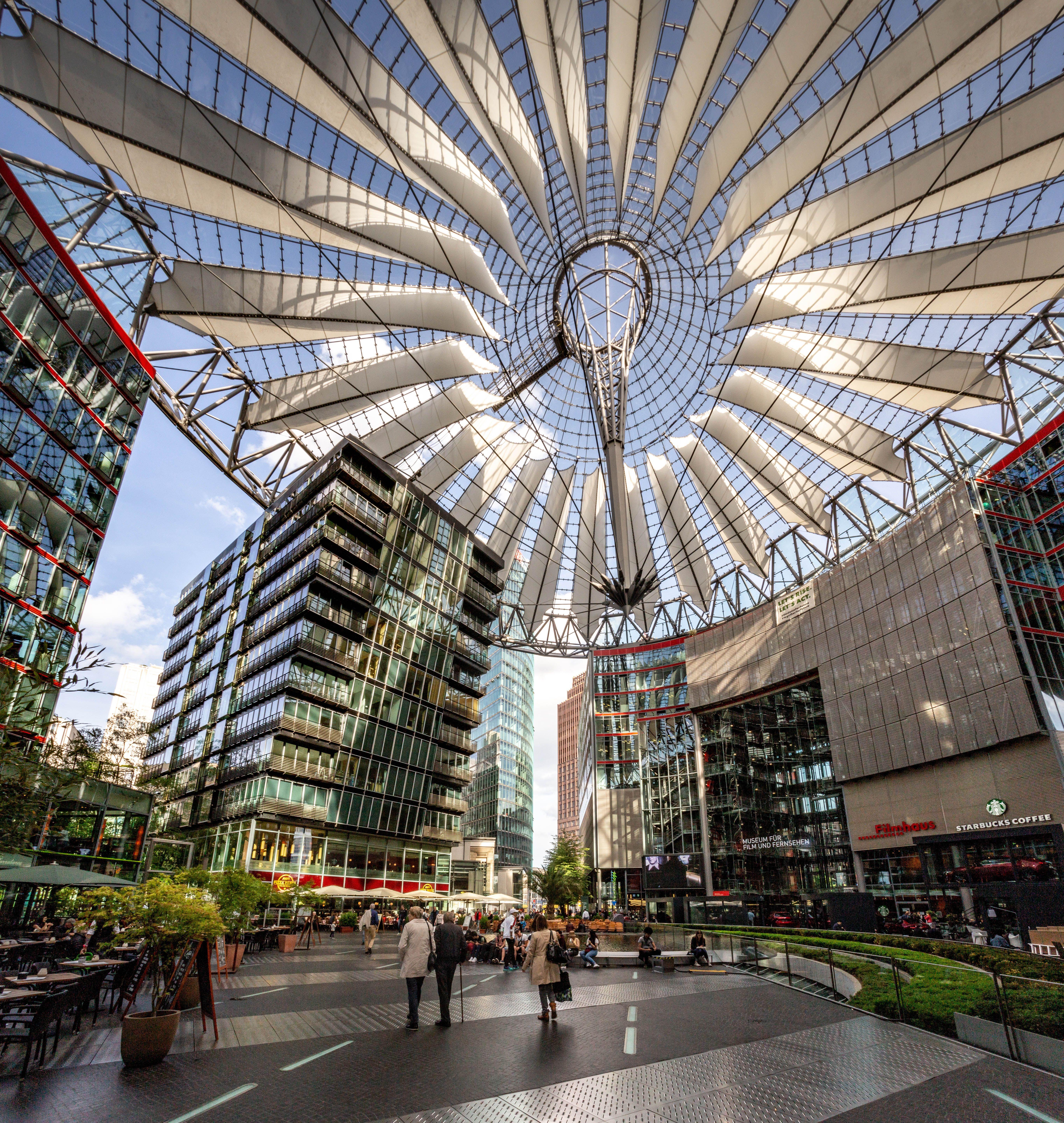 Vw Of America >> Berlin's Potsdamer Platz: The Complete Guide