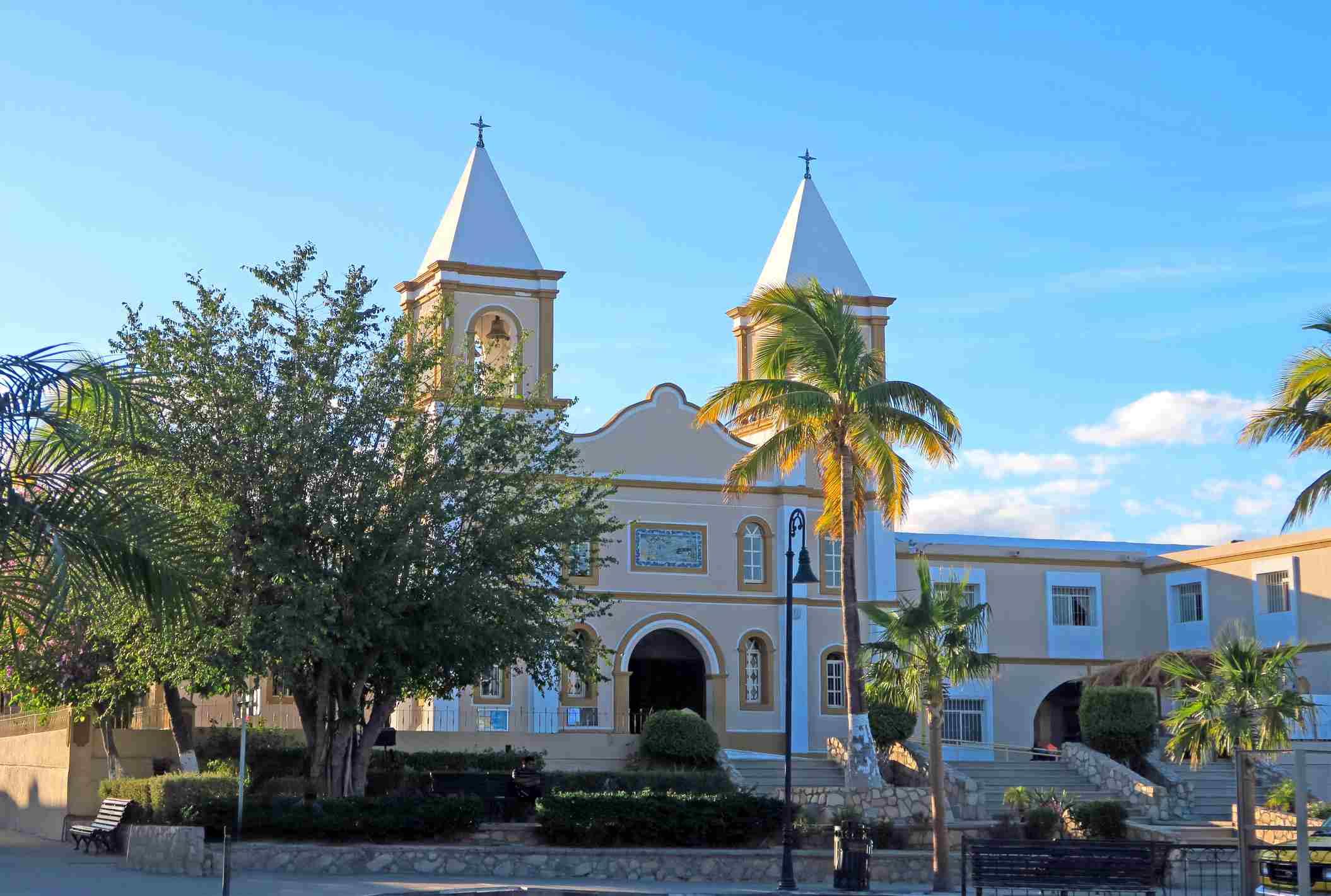 Parish Church and Mission in San Jose del Cabo