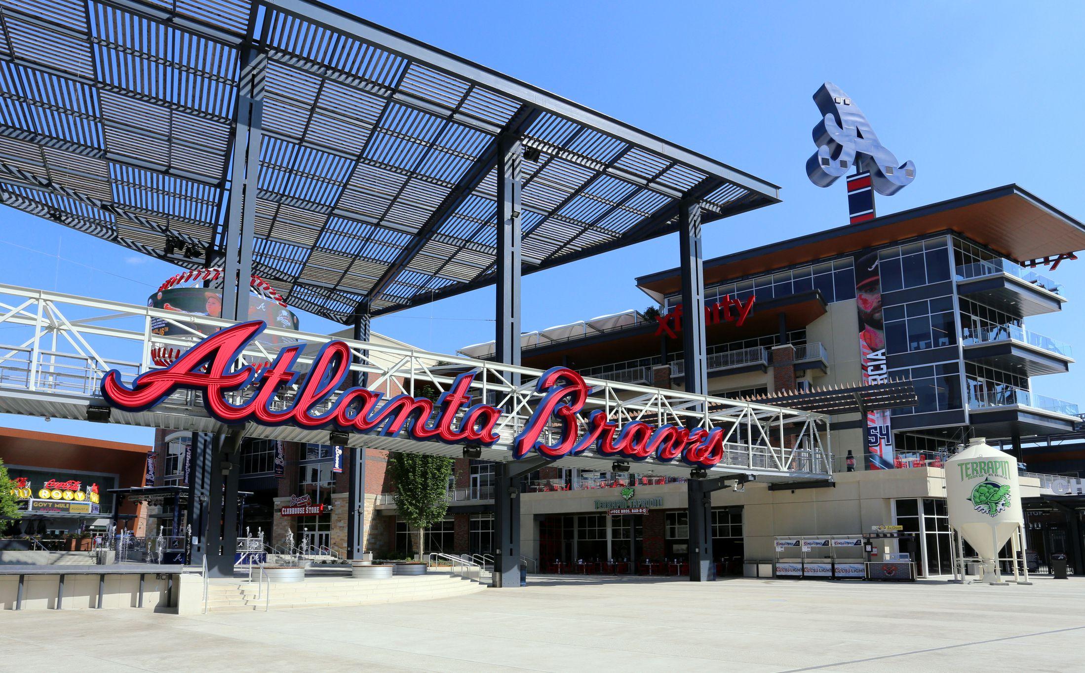 SunTrust Park, Atlanta, Georgia