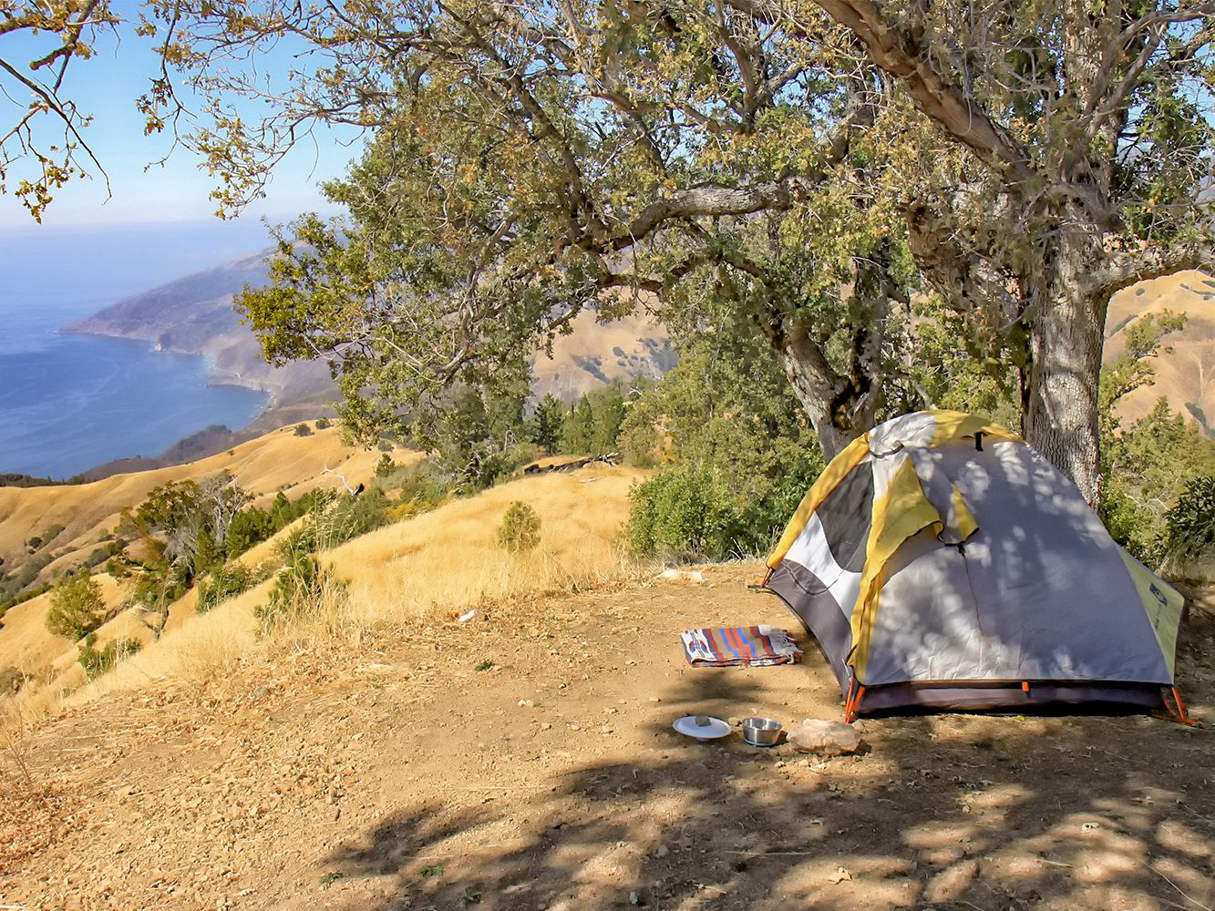Sur S Best Campgrounds