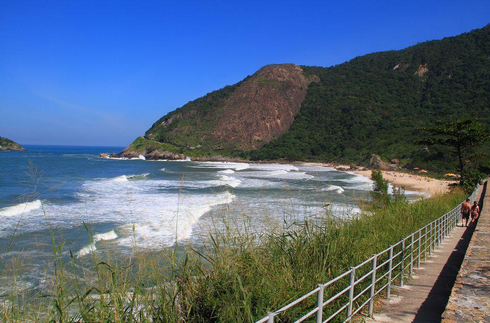 Prainha beach Rio de Janeiro