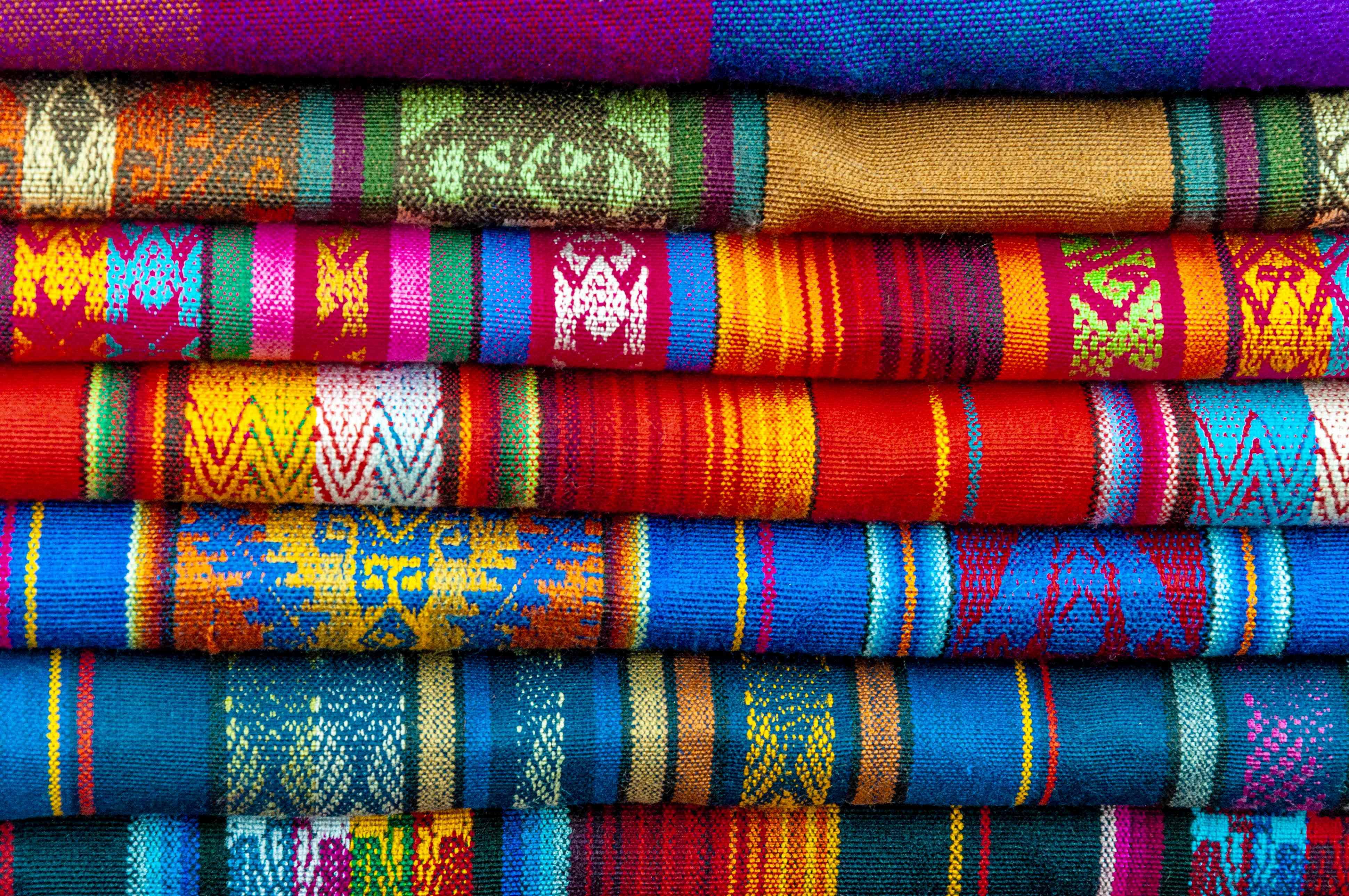 A Collection of Ecuadorian Textiles