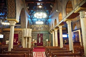 The Hanging Church Cairo The Complete Guide