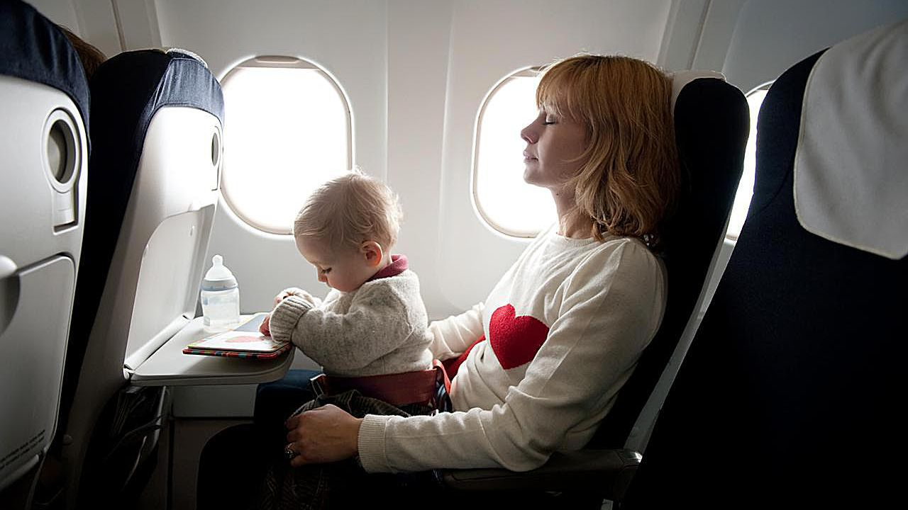 Airline Ticketing Policies for Traveling With a Baby