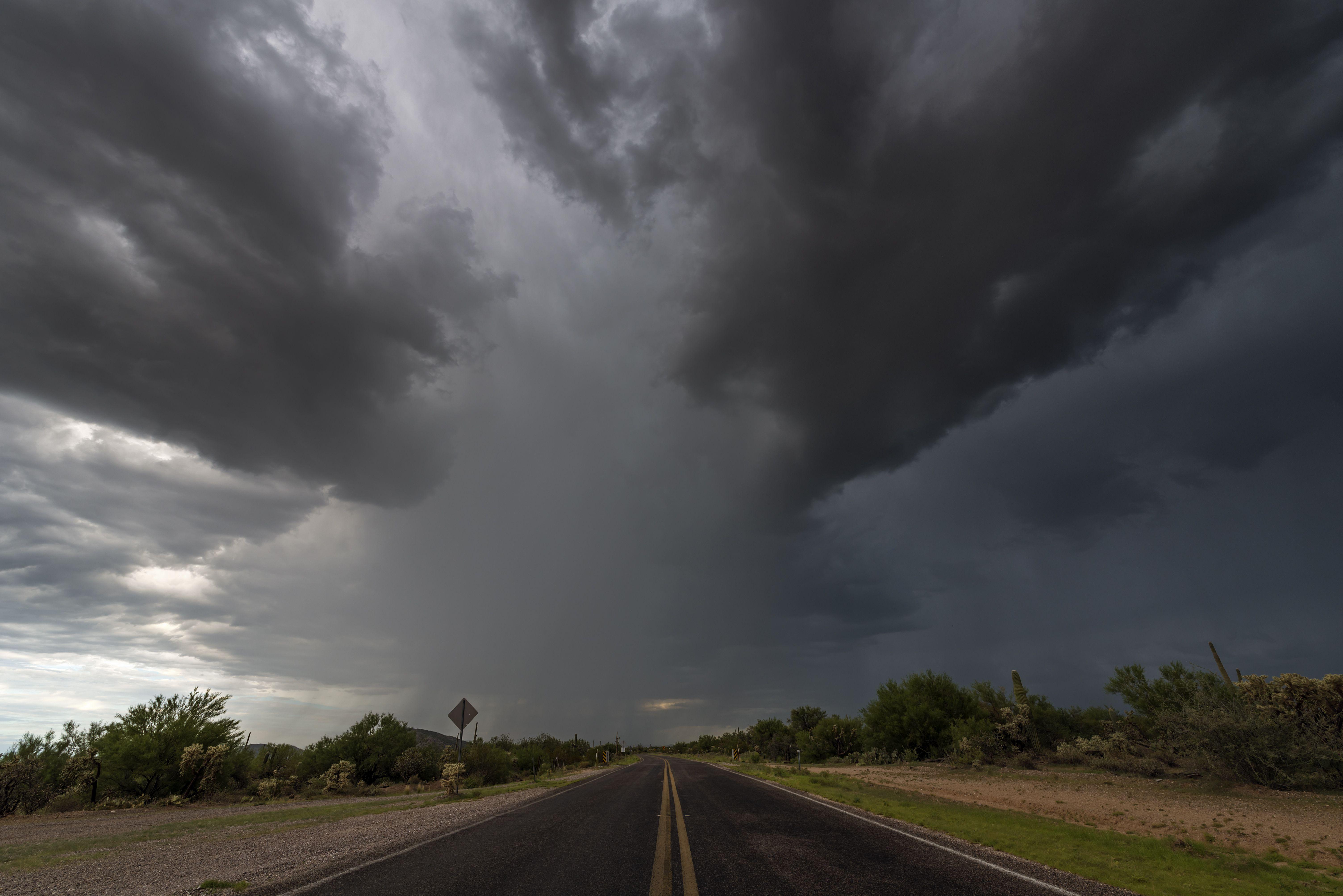 What Happens During Arizona Monsoon
