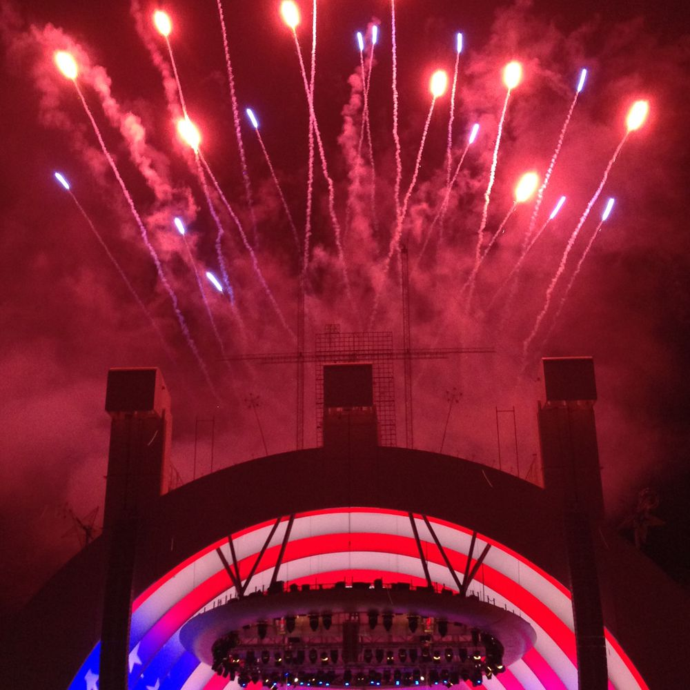 4th of July Events in Los Angeles 2018
