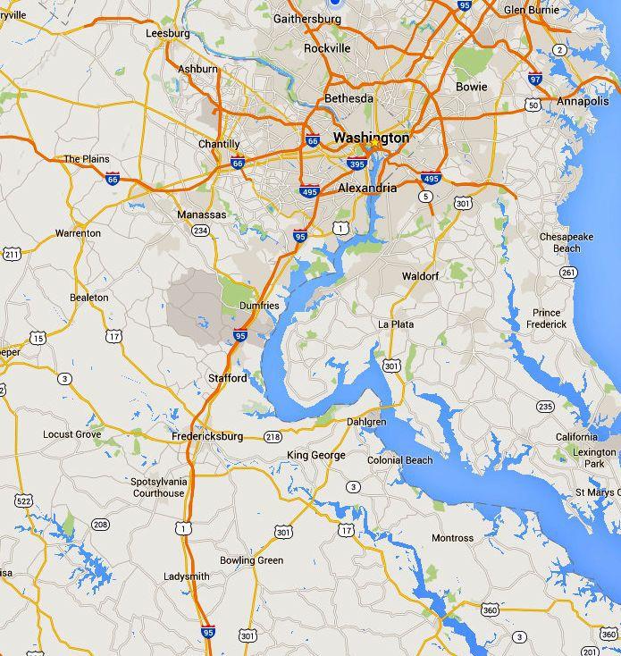 map data google