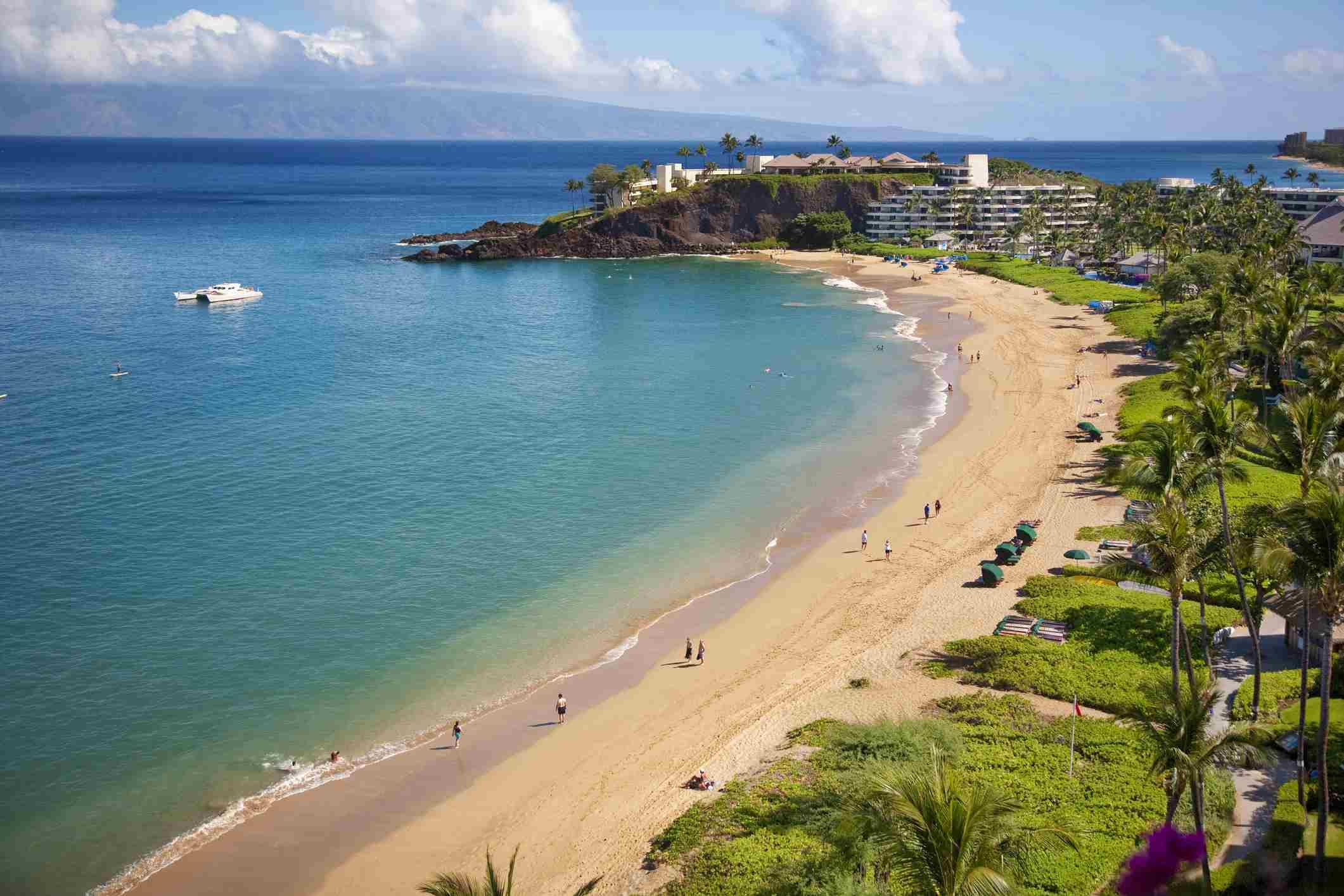 Ka Anapali Beach Resort Maui Where The World Comes To Play
