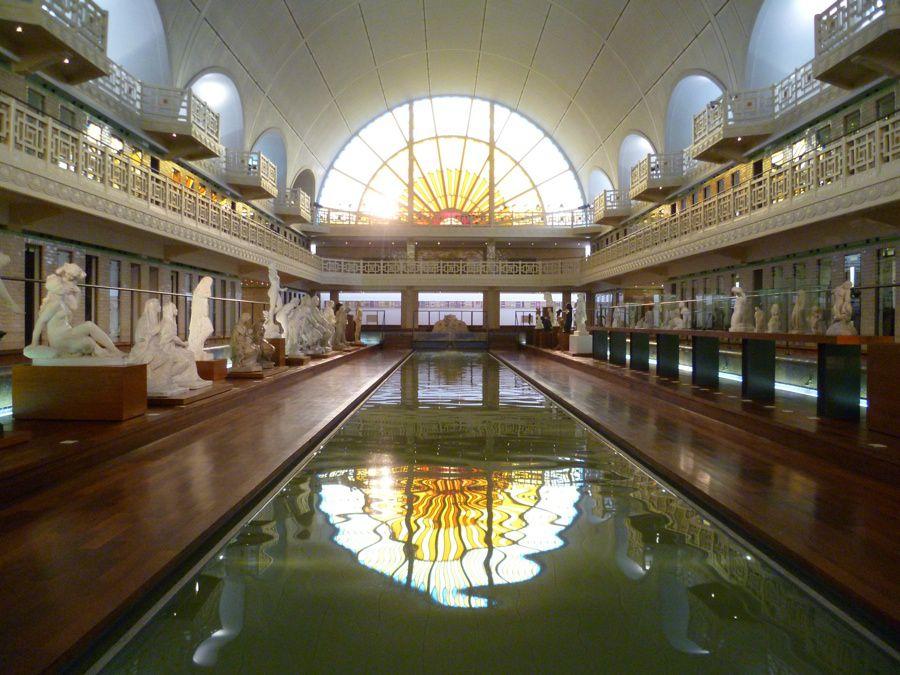 La Piscine swimming pool, Roubaix, Lille