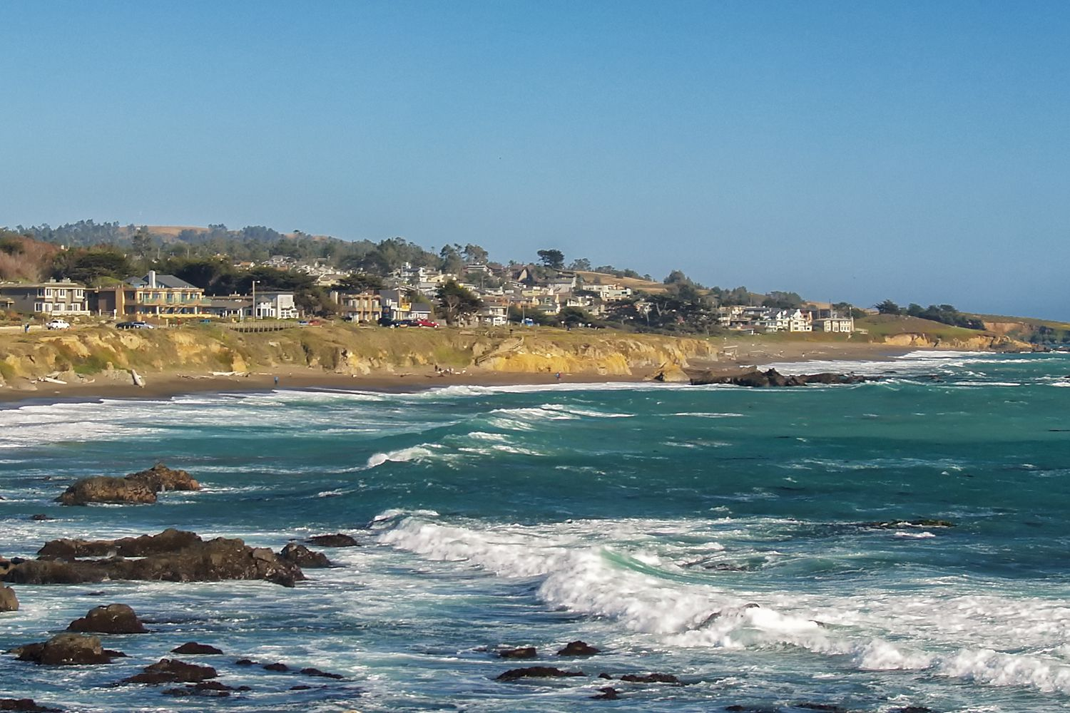 things to do in cambria, california