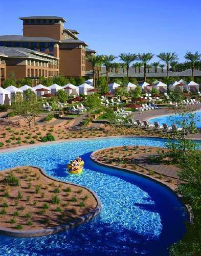 Scottsdale Hotels North Higher End Luxury Resorts