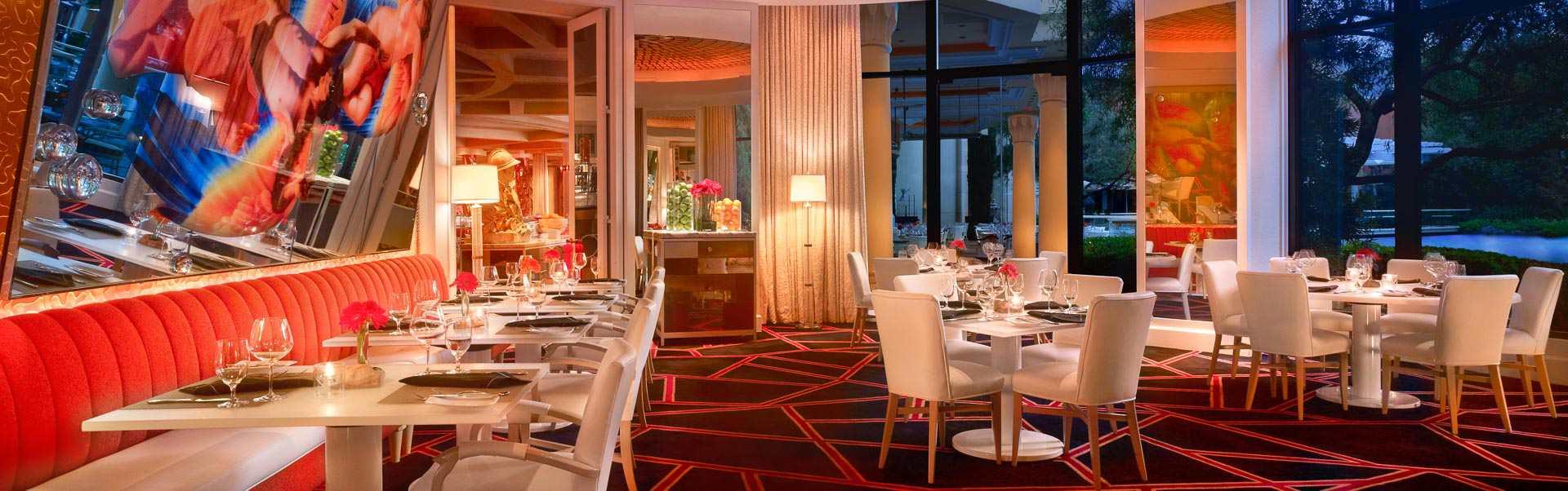 Lakeside at Wynn Las Vegas Dining Room