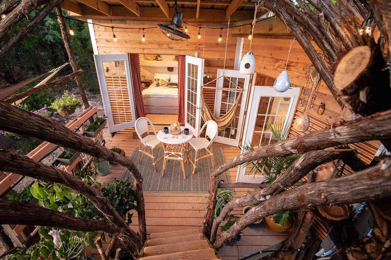 One-Bedroom Nest Cabin Near Glen Rose