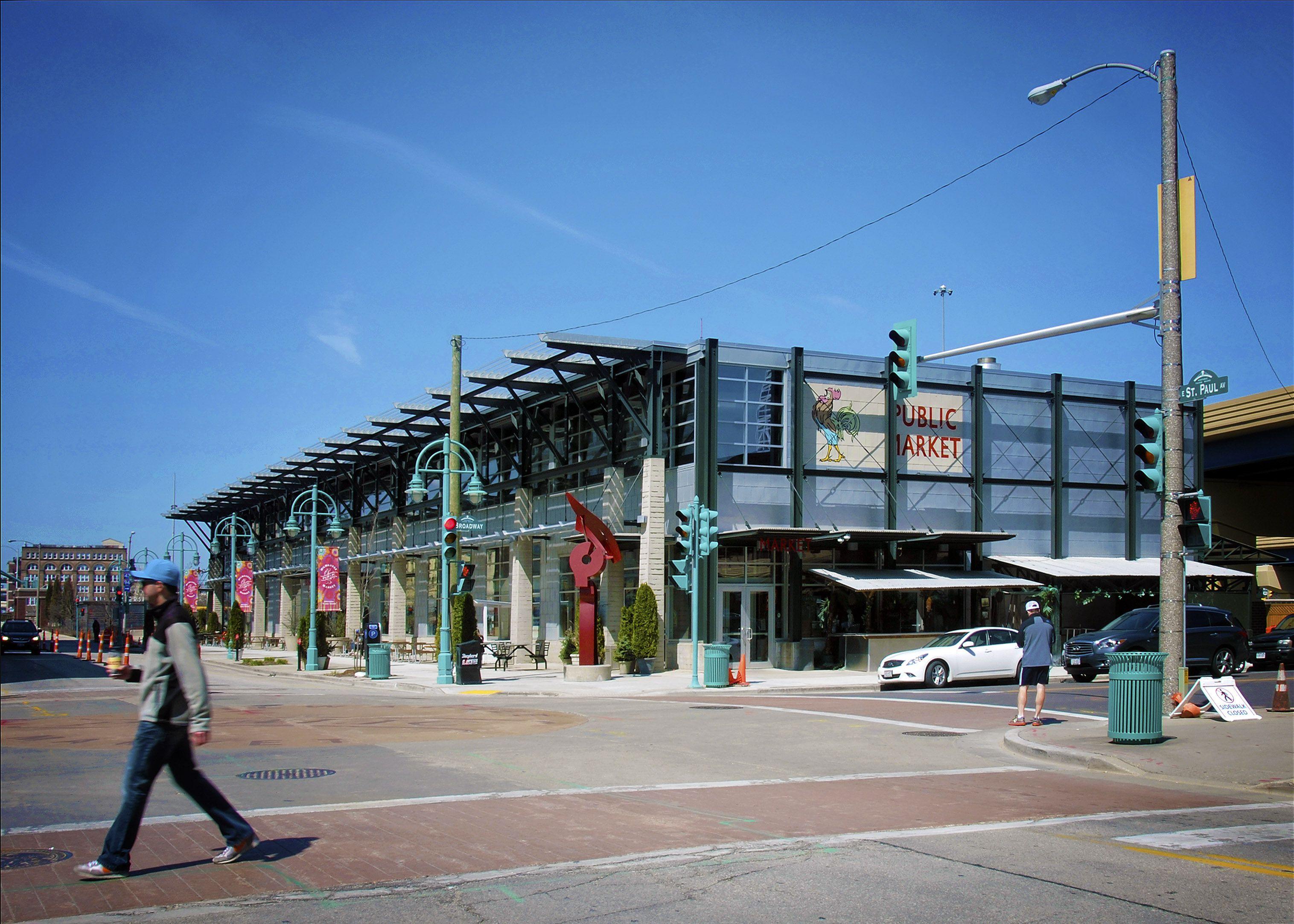 Historic Third Ward, Milwaukee