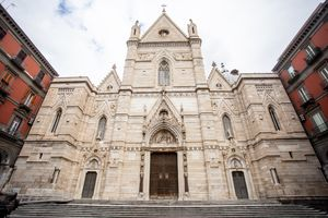 The Duomo in Naples, Italy